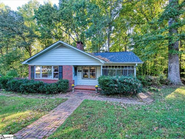 204 Forest Drive, Travelers Rest, SC 29690 (#1456983) :: Williams and Associates | eXp Realty