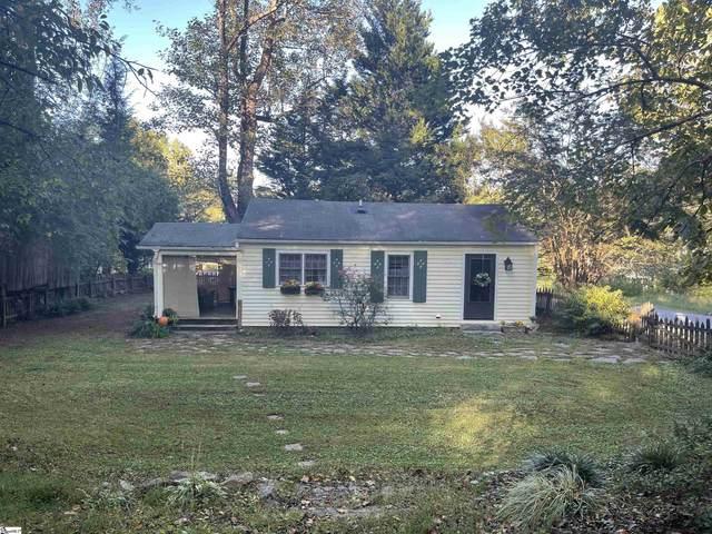 101 Lanier Drive, Landrum, SC 29356 (#1457041) :: Hamilton & Co. of Keller Williams Greenville Upstate