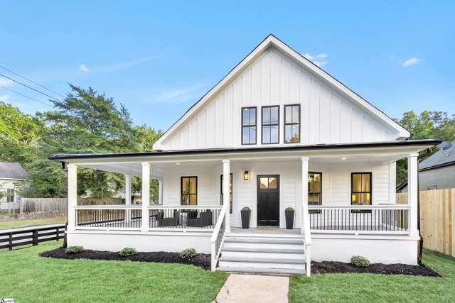 203 Frank Street, Greenville, SC 29601 (MLS #1457079) :: EXIT Realty Lake Country