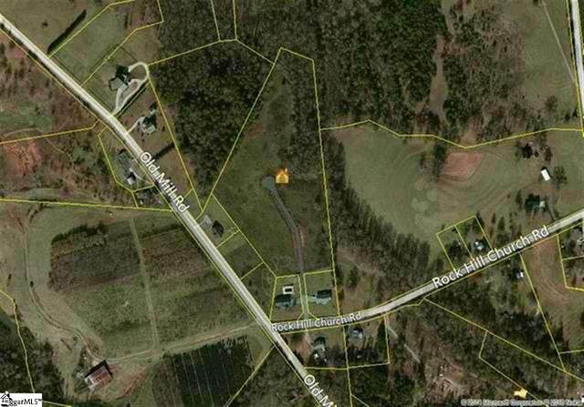 105 Rock Hill Church Road, Campobello, SC 29322 (#1457110) :: Hamilton & Co. of Keller Williams Greenville Upstate
