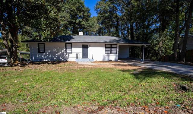 606 Pine Creek Drive, Greenville, SC 29605 (MLS #1457119) :: Prime Realty
