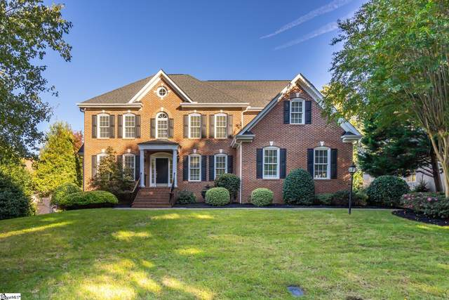 7 Hobcaw Drive, Greer, SC 29650 (#1457124) :: Realty ONE Group Freedom
