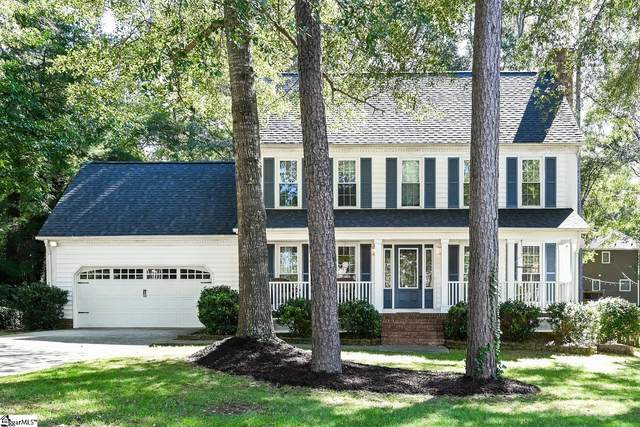 105 Briarpark Drive, Greer, SC 29651 (#1457135) :: Realty ONE Group Freedom
