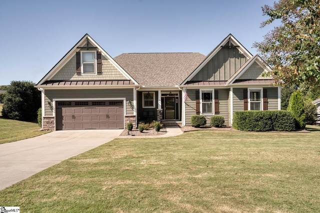 125 Country Mist Drive, Greer, SC 29651 (#1457146) :: The Haro Group of Keller Williams
