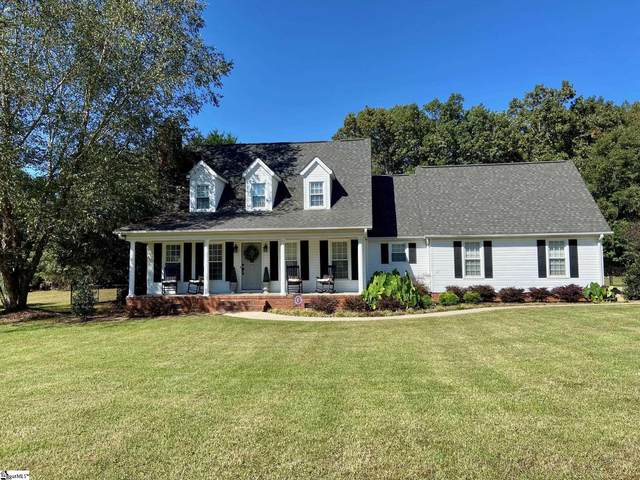 110 Richland Drive, Easley, SC 29642 (MLS #1457162) :: EXIT Realty Lake Country