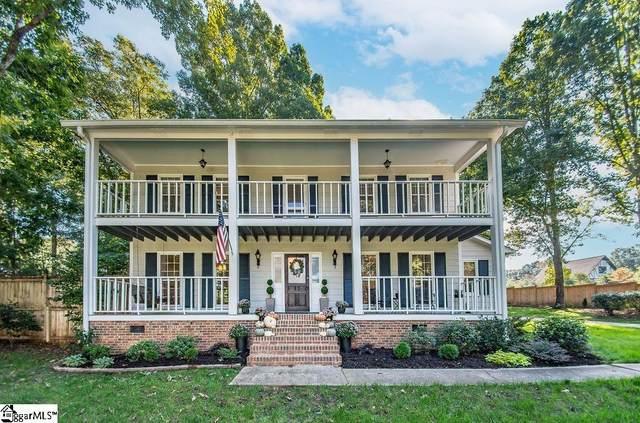 2 Dove Tree Road, Greenville, SC 29615 (#1457194) :: Hamilton & Co. of Keller Williams Greenville Upstate