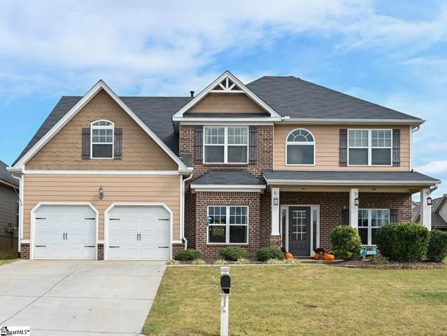 55 Corgi Drive, Simpsonville, SC 29680 (MLS #1457201) :: Prime Realty