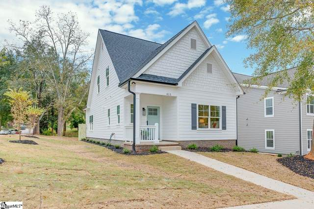 411 Birnie Street, Greenville, SC 29611 (MLS #1457206) :: EXIT Realty Lake Country