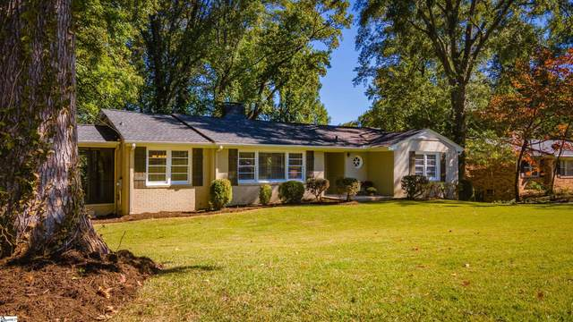 114 Gilstrap Drive, Greenville, SC 29609 (MLS #1457261) :: EXIT Realty Lake Country