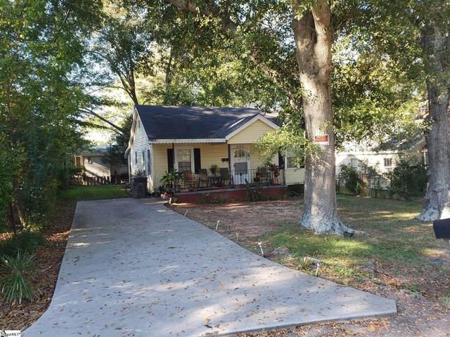 203 W Wilburn Avenue, Greenville, SC 29611 (#1457340) :: J. Michael Manley Team