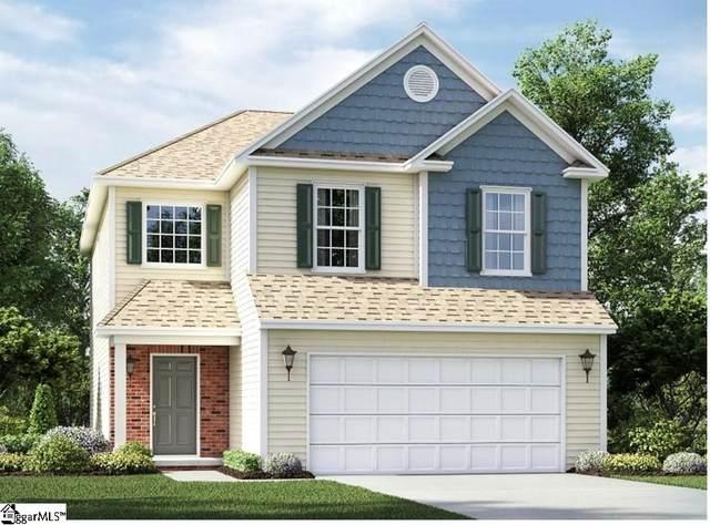 523 New Cut Meadows Road Homesite 06, Inman, SC 29349 (#1457344) :: Hamilton & Co. of Keller Williams Greenville Upstate