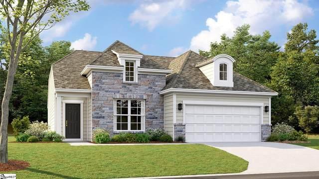 538 New Cut Meadows Road, Inman, SC 29349 (#1457351) :: Hamilton & Co. of Keller Williams Greenville Upstate