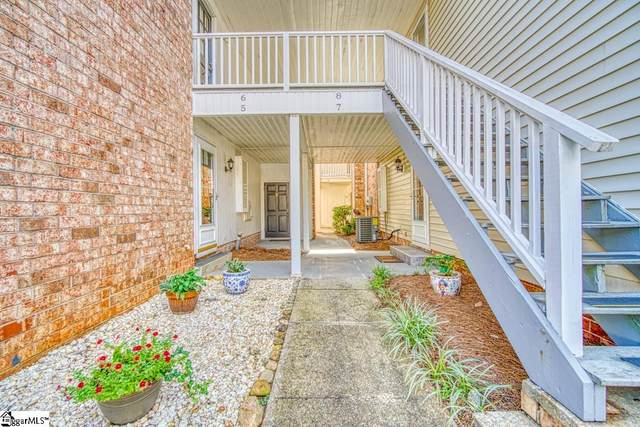 925 Cleveland Street Unit 5, Greenville, SC 29601 (#1457354) :: Williams and Associates | eXp Realty