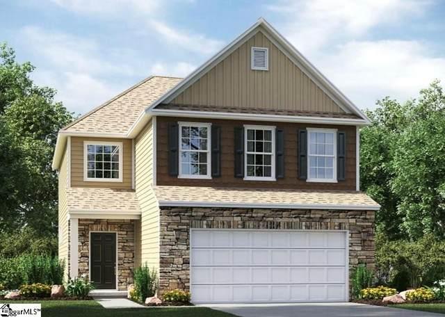 543 Newcut Meadows Road Homesite 10, Inman, SC 29349 (#1457361) :: Hamilton & Co. of Keller Williams Greenville Upstate