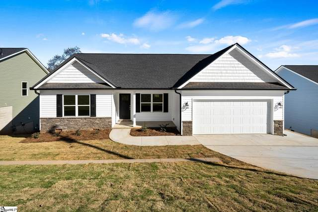 2524 Linmar Circle, Anderson, SC 29621 (#1457365) :: Williams and Associates | eXp Realty