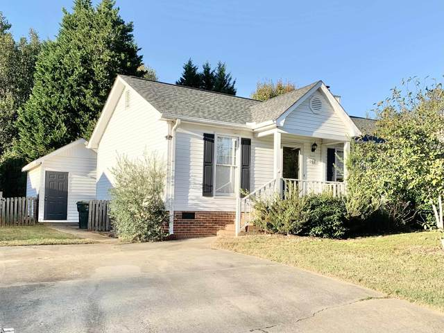 117 Oak Valley Drive, Simpsonville, SC 29681 (#1457374) :: Williams and Associates | eXp Realty