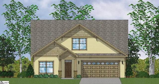 606 Betony Way Lot 16, Greenville, SC 29607 (#1457377) :: Williams and Associates | eXp Realty