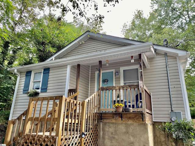 26 Cotton Street, Greenville, SC 29609 (MLS #1457383) :: EXIT Realty Lake Country