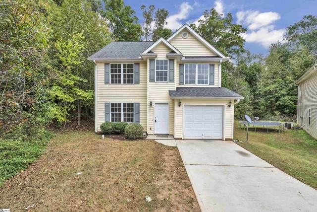 296 Waxberry Court, Boiling Springs, SC 29316 (MLS #1457476) :: EXIT Realty Lake Country