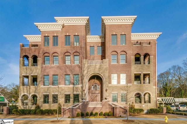 103 Cleveland Street Unit 201A, Greenville, SC 29601 (#1291302) :: The Toates Team