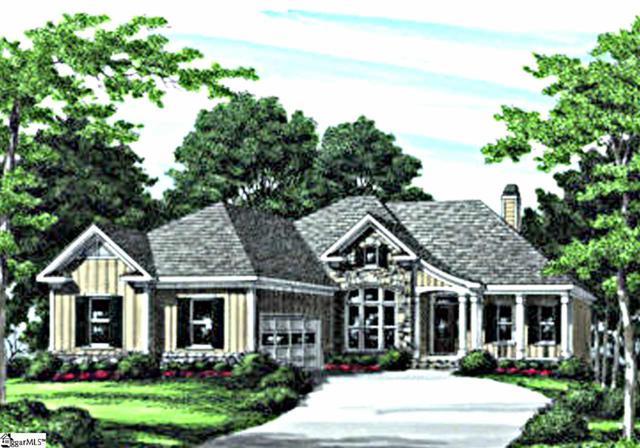 1 Masonbuilt Drive, Taylors, SC 29687 (#1321891) :: The Haro Group of Keller Williams