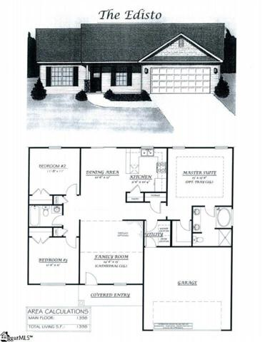 Linmar Circle Lot 54, Anderson, SC 29621 (#1336022) :: Hamilton & Co. of Keller Williams Greenville Upstate