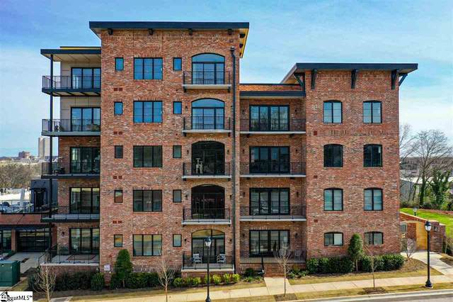 110 N Markley Street Unit 102, Greenville, SC 29601 (#1345640) :: DeYoung & Company