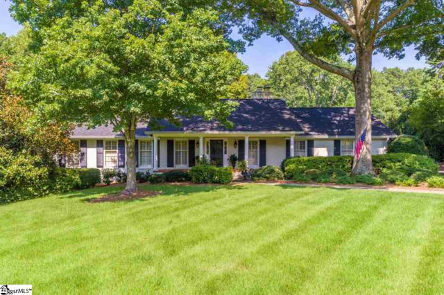 8 Seabrook Court, Greenville, SC 29607 (#1348949) :: Hamilton & Co. of Keller Williams Greenville Upstate