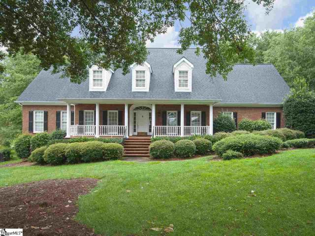 128 Hunters Run, Greenville, SC 29615 (#1350221) :: Hamilton & Co. of Keller Williams Greenville Upstate