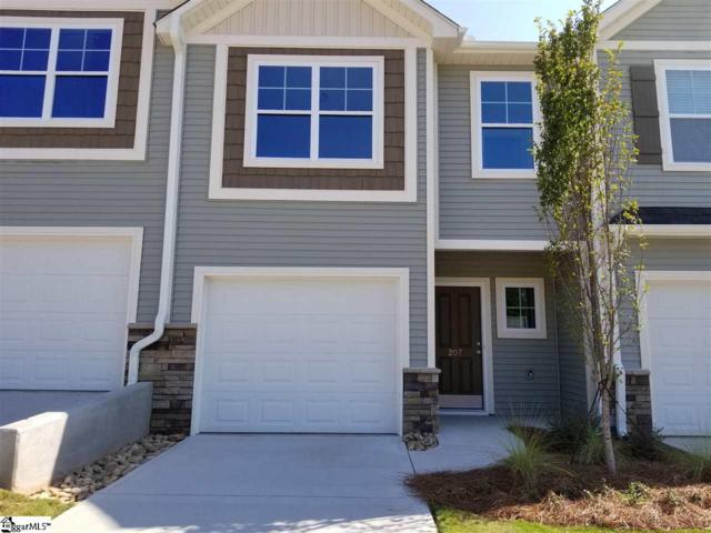 207 Button Willow Street 14D, Taylors, SC 29687 (#1350323) :: The Toates Team