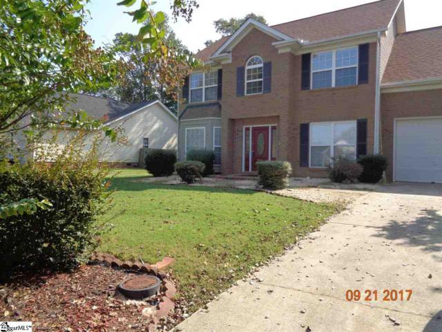 12 Peach Grove Place, Mauldin, SC 29662 (#1352823) :: Hamilton & Co. of Keller Williams Greenville Upstate