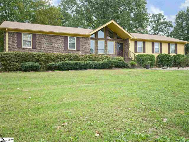 406 Mt Airy Church Road, Easley, SC 29642 (#1356434) :: The Haro Group of Keller Williams