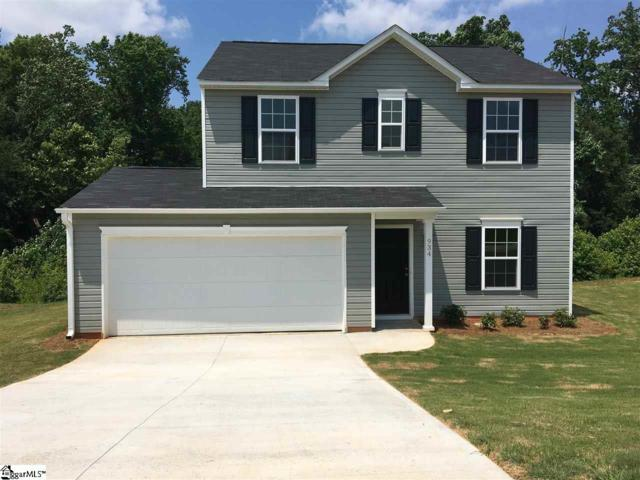 934 Slow Creek Court, Boiling Springs, SC 29316 (#1359609) :: Coldwell Banker Caine