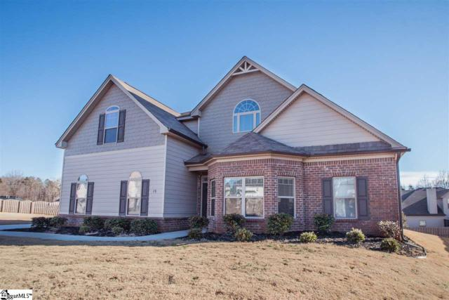 28 Sakonnet Court, Simpsonville, SC 29681 (#1359970) :: Hamilton & Co. of Keller Williams Greenville Upstate