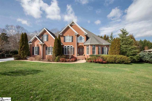 8 Summerhall Glen Lane, Simpsonville, SC 29681 (#1360372) :: Hamilton & Co. of Keller Williams Greenville Upstate