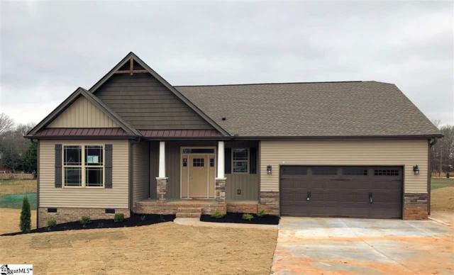 428 Golden Amber Lane Lot 107, Greer, SC 29651 (#1361016) :: Hamilton & Co. of Keller Williams Greenville Upstate