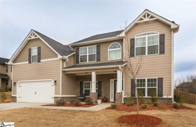 301 Coburg Lane, Simpsonville, SC 29680 (#1361140) :: Connie Rice and Partners