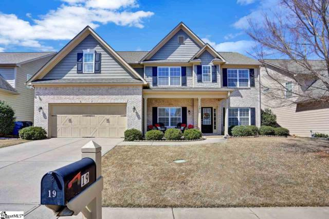 19 Crossbrook Way, Simpsonville, SC 29681 (#1361248) :: Coldwell Banker Caine