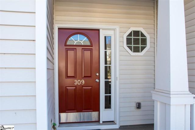 309 Waycross Lane, Simpsonville, SC 29681 (#1362048) :: Hamilton & Co. of Keller Williams Greenville Upstate