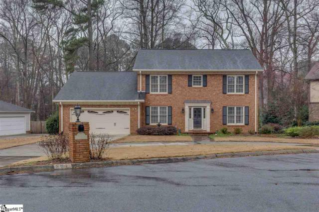207 Loblolly Lane, Greenville, SC 29607 (#1362348) :: The Haro Group of Keller Williams