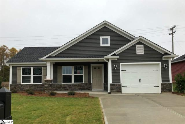214 Barred Owl Drive Lot 284, Fountain Inn, SC 29644 (#1364335) :: Hamilton & Co. of Keller Williams Greenville Upstate