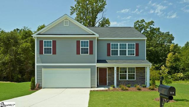 718 Streamside Drive, Piedmont, SC 29673 (#1364860) :: Hamilton & Co. of Keller Williams Greenville Upstate
