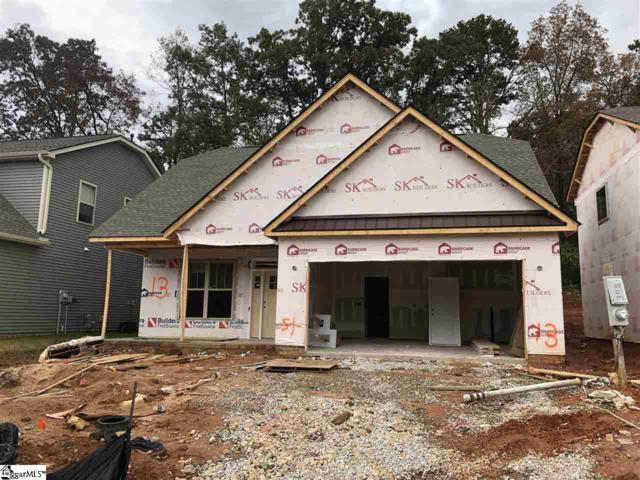 116 Creekland Way Lot 13, Taylors, SC 29687 (#1367000) :: Coldwell Banker Caine