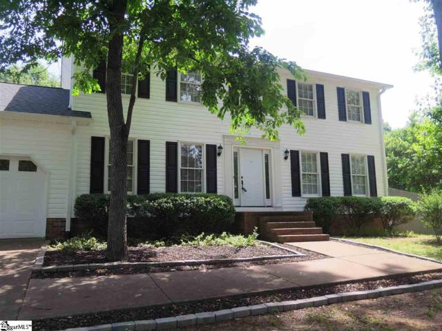 107 Cliffwood Lane, Greer, SC 29650 (#1369507) :: Coldwell Banker Caine