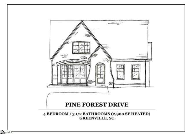 01 Pine Forest Drive Extension, Greenville, SC 29605 (#1370420) :: Hamilton & Co. of Keller Williams Greenville Upstate