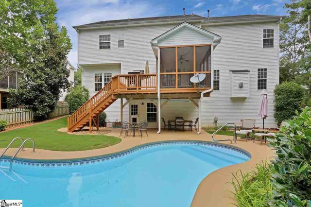204 Great Pines Drive, Simpsonville, SC 29681 (#1370734) :: J. Michael Manley Team
