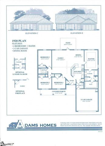 106 Starlight Drive, Greenville, SC 29605 (#1370892) :: Coldwell Banker Caine