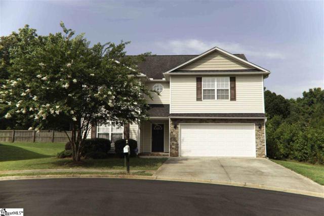 209 Hawthorne Creek Court, Simpsonville, SC 29681 (#1371139) :: Hamilton & Co. of Keller Williams Greenville Upstate