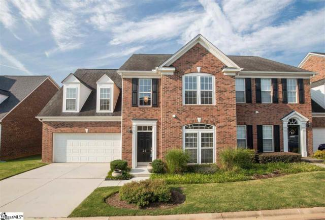 20 Everleigh Court, Simpsonville, SC 29681 (#1371406) :: Coldwell Banker Caine