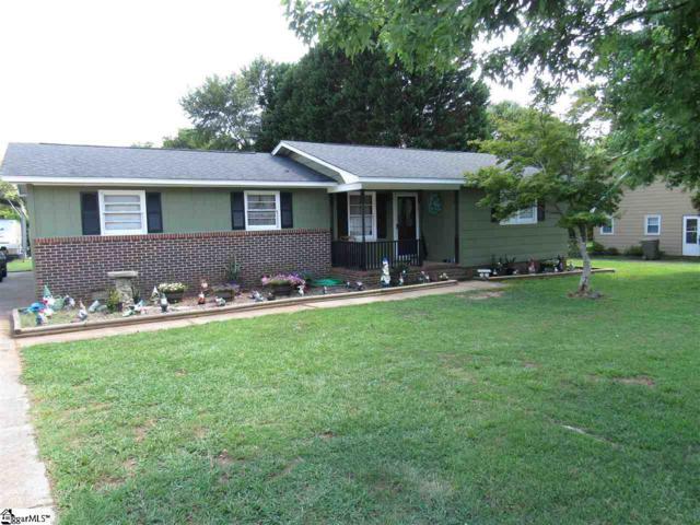801 Davenport Road, Simpsonville, SC 29680 (#1371626) :: Hamilton & Co. of Keller Williams Greenville Upstate